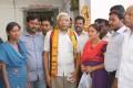Konda Vishweshwar Reddy and Kodandaram Visits Ananthagiri Temple (1) 16-Jan-14