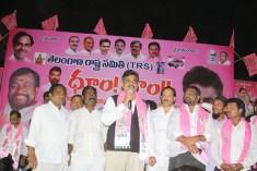 Konda Vishweshwar Reddy attends Dhoom Dham at Yellama Banda Sherlingampally (1)