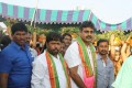 Konda Vishweshwar Redyy visits ManiKonda Temple Mallanna kalyanamahotsavam at Manikonda(1)