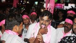KCR Welcome Rally (TRS Office to Gunpark) 6