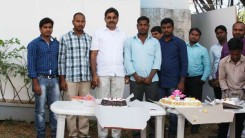 KVR Birthday Celebrations at Office 1
