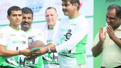 Konda Vishweshwar Reddy Participates in  Harithon - The Green Run 11