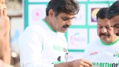 Konda Vishweshwar Reddy Participates in  Harithon - The Green Run 13