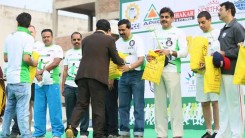 Konda Vishweshwar Reddy Participates in  Harithon - The Green Run 17