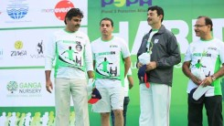Konda Vishweshwar Reddy Participates in  Harithon - The Green Run 21