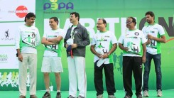 Konda Vishweshwar Reddy Participates in  Harithon - The Green Run 4