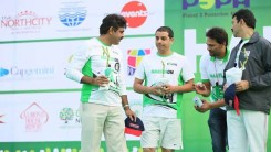 Konda Vishweshwar Reddy Participates in  Harithon - The Green Run 7
