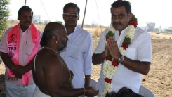 Konda Vishweshwar Reddy at Chevella Farms Bhumipuja (13)