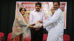 Konda Vishweshwar Reddy attends Book Release and Inauguration of Drama at Telugu University (8)