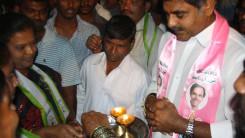 Konda Vishweshwar Reddy participates in Dhoom Dham at Prem Nagar 7