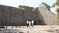 Konda Vishweshwar Reddy visits Chandavelli Bridge 2