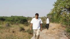 Konda Vishweshwar Reddy visits Chandavelli Bridge 3