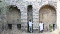 Konda Vishweshwar Reddy visits Chandavelli Bridge 7