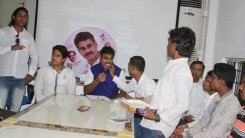Konda Vishweshwar Reddy welcomes new members into the party 3
