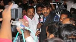 Party Members Received Konda Vishweshar Reddy in Air Port Feb-24-14 (9)