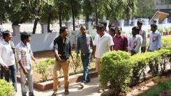 Telangana Student JAC, A.V College 2014-Dairy Inauguration (4)