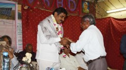 Konda Vishweshwar Reddy attends Irrigation Engineers meet at Vikarabad 2