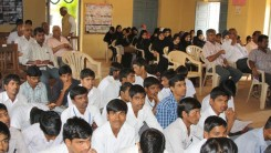Konda Vishweshwar Reddy attends Irrigation Engineers meet at Vikarabad 4