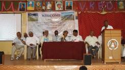 Konda Vishweshwar Reddy attends Irrigation Engineers meet at Vikarabad 5