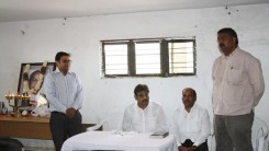 Konda Vishweshwar Reddy attends Opening of  JKMR training center at Chevella 1