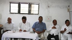 Konda Vishweshwar Reddy attends Opening of  JKMR training center at Chevella