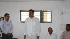 Konda Vishweshwar Reddy attends Opening of  JKMR training center at Chevella 8