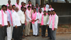 Konda Vishweshwar Reddy attends Party joinings Programme 15-Mar-14