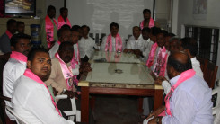 Konda Vishweshwar Reddy attends Party joinings Programme(01) 15-Mar-14