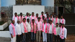 Konda Vishweshwar Reddy attends Party joinings Programme(02) 15-Mar-14