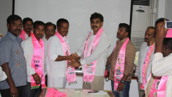 Konda Vishweshwar Reddy attends Party joinings Programme(06) 15-Mar-14