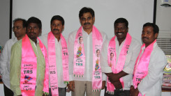Konda Vishweshwar Reddy attends Party joinings Programme(11) 15-Mar-14