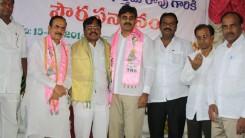 Konda Vishweshwar Reddy attends Sardar Putam Purshotam Rao sanmanam at Saroornagar 1