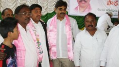 Konda Vishweshwar Reddy attends Sardar Putam Purshotam Rao sanmanam at Saroornagar 4