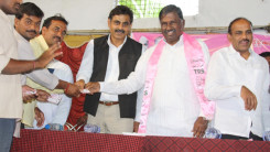 Konda Vishweshwar Reddy attends Telangana Reconstruction&Youth Meeting Pargi 06 March14 (1)
