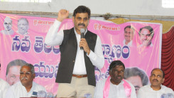 Konda Vishweshwar Reddy attends Telangana Reconstruction&Youth Meeting Pargi 06 March14 (2)