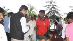 Konda Vishweshwar Reddy attends Telangana Reconstruction&Youth Meeting Pargi 06 March14 (5)