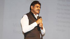 Konda Vishweshwar Reddy attends Womens Day program at Tech Mahindra Hitech City 245x138