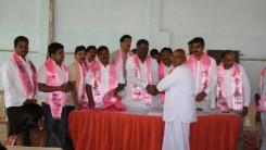 Konda Vishweshwar Reddy attends member joining into the party at Vikarabad 2