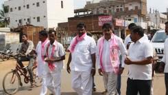 Konda Vishweshwar Reddy attends member joining into the party at Vikarabad