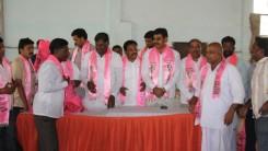Konda Vishweshwar Reddy attends member joining into the party at Vikarabad 4