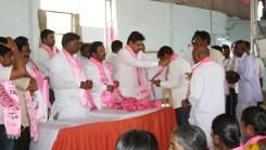Konda Vishweshwar Reddy attends member joining into the party at Vikarabad 6