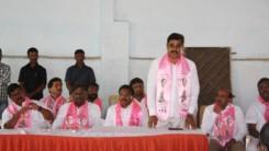 Konda Vishweshwar Reddy attends member joining into the party at Vikarabad 7