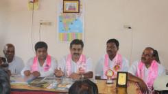 Konda Vishweshwar Reddy attends press meet at Vikarabad