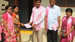 Konda Vishweshwar Reddy participates in Tandur Municipal Election Campaign (4)