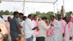 Konda Vishweshwar Reddy participates joining of  P.Mahender Reddy & KS Ratnam in TRS PARTY at TRS BHAVAN 28-02-2014 (2)