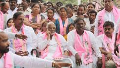 Konda Vishweshwar Reddy participates joining of  P.Mahender Reddy & KS Ratnam in TRS PARTY at TRS BHAVAN 28-02-2014 (4)