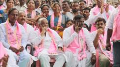 Konda Vishweshwar Reddy participates joining of  P.Mahender Reddy & KS Ratnam in TRS PARTY at TRS BHAVAN 28-02-2014 (5)