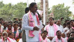 Konda Vishweshwar Reddy participates joining of  P.Mahender Reddy & KS Ratnam in TRS PARTY at TRS BHAVAN 28-02-2014 (7)