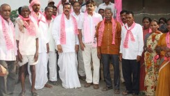 Konda Vishweshwar Reddy welcomes new members into the party 2