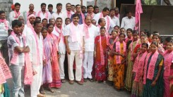 Konda Vishweshwar Reddy welcomes new members into the party 4